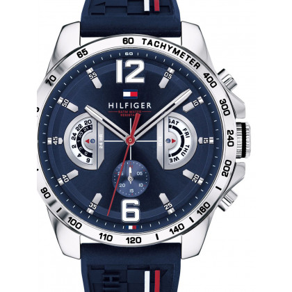 Tommy Hilfiger 1791476 Decker Men's 46mm 5ATM
