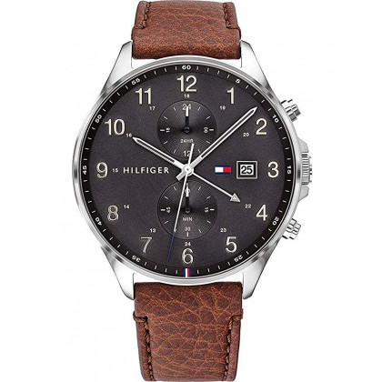 Tommy Hilfiger 1791710 Casual Dual Time 44mm 5ATM