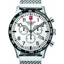 Swiss Alpine Military 1746.9132 chronograph 43mm 10ATM