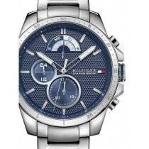 Tommy Hilfiger 1791348 Multifunction Men's 46mm 5 ATM