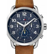 Tommy Hilfiger 1791424 Briggs men´s watch 46mm 5ATM