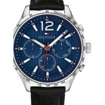 Tommy Hilfiger 1791468 Gavin men´s watch 44mm 5ATM