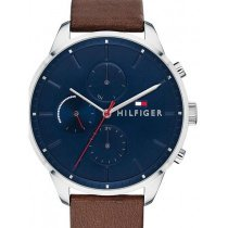 Tommy Hilfiger 1791487 Chase men´s watch 44mm 5ATM