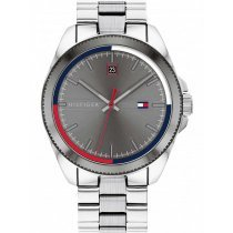 Tommy Hilfiger 1791684 Riley men`s 44mm 5ATM