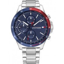Tommy Hilfiger 1791718 Dressed Up men`s 46mm 5ATM