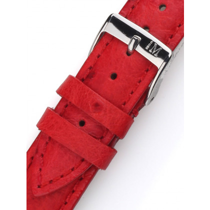 Morellato A01X1865498082CR18 Red Watch Strap 18mm