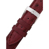 Morellato A01X1865498081CR20 Red Watch Strap 20mm