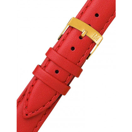 Morellato A01U1877875083CR18 Red Watch Strap 18mm