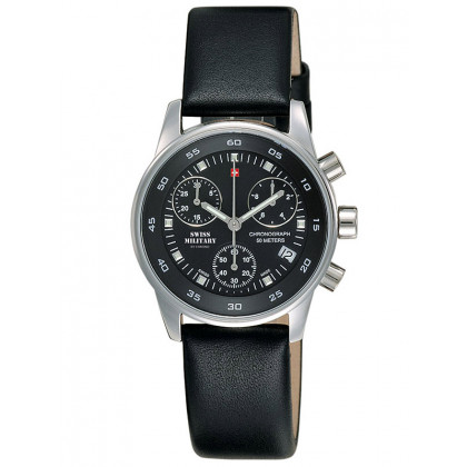 Swiss Military SM34013.03 Ladies Chronograph 31mm 5 ATM