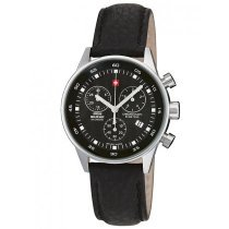 Swiss Military SM34005.03 Ladies-Chronograph 36mm 5 ATM