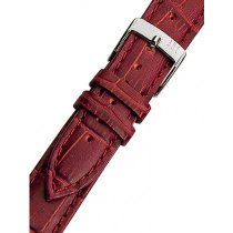 Morellato A01X2269480080CR14 Red Watch Strap 14mm