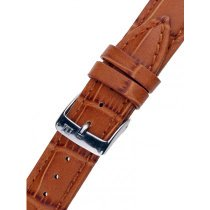 Morellato A01X2269480146CR14 Brown Watch Strap 14mm