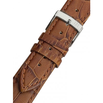 Morellato A01X2269480041CR14 Goldbrown Watch Strap 14mm
