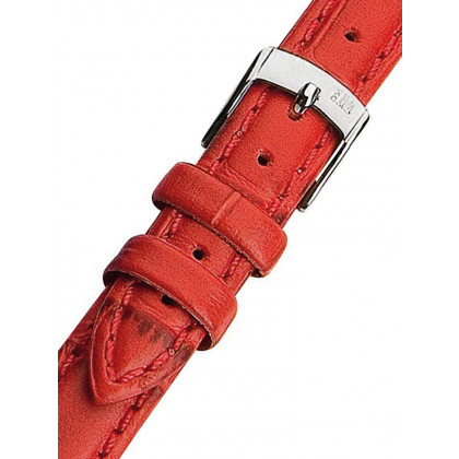 Morellato A01X2269480083CR12 Red Watch Strap 12mm
