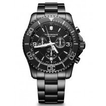 Victorinox 241797 Maverick Chronograph 43mm 10ATM