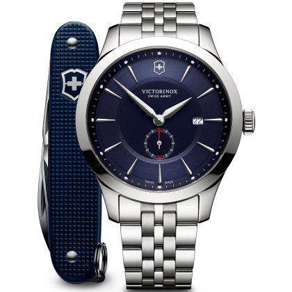 Victorinox 241763.1 Alliance set with knife 44mm 10ATM