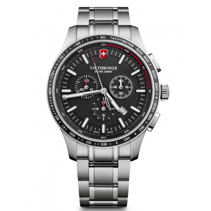 Victorinox 241816 Alliance Sport Chronograph 44mm 10ATM