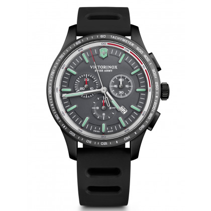 Victorinox 241818 Alliance Sport Chronograph 44mm 10ATM