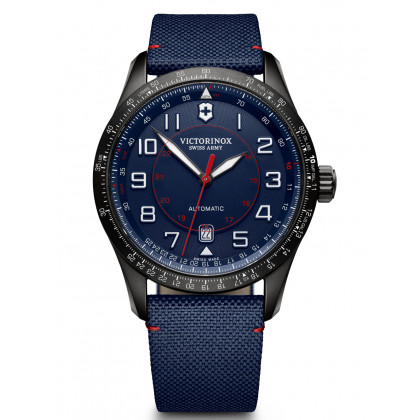 Victorinox 241820 Airboss Mechanical Men's 42mm 10ATM