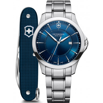 Victorinox 241910.1 Alliance set with knife 40mm 10ATM