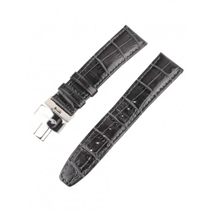 Ingersoll strap [22 mm] grey with silver clasp ref. 25048