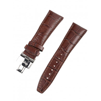 Ingersoll Replacement Strap [26 mm] brown + silver buckle Ref. 25049