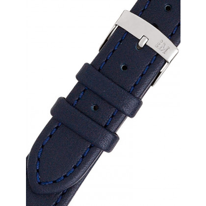 Morellato A01K3151237062CR18 Blue XL Watch Strap 18mm