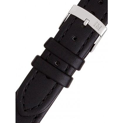 Morellato A01K3151237019CR18 Black XL Watch Strap 18mm