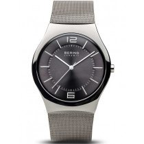 Bering 32039-309 ceramic men`s watch 39mm 3ATM