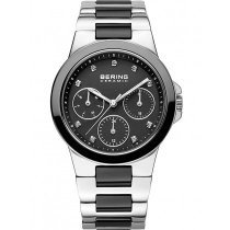 Bering 32237-742 ceramic ladies watch 37mm 3ATM