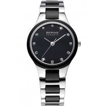 Bering 32327-749  ceramic ladies watch 27mm 5ATM
