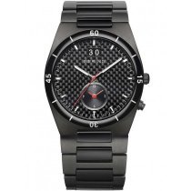 Bering 32341-782 ceramic men`s watch 41mm 5ATM