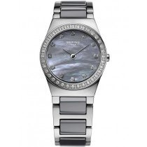 Bering 32426-789 ceramic ladies watch 26mm 5ATM