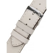 Morellato A01X3688A37026CR14 White Watch Strap 14mm