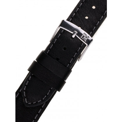 Morellato A01X3688A37019CR14 Black Watch Strap 14mm