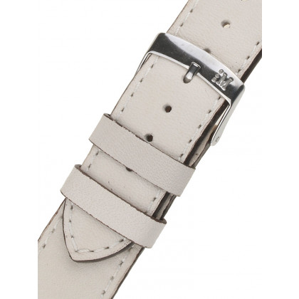 Morellato A01X3688A37026CR20 White Watch Strap 20mm