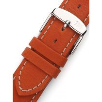 Morellato A01U3821712042CR20 Orange Watch Strap 20mm