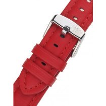 Morellato A01X3823A58083CR18 Red Watch Strap 18mm