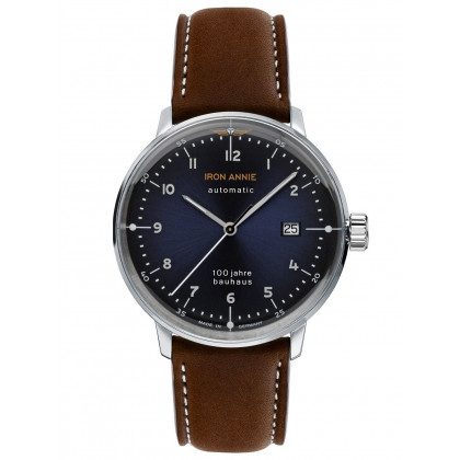 Iron Annie 5056-3 Bauhaus Automatic Men's 40mm 5ATM