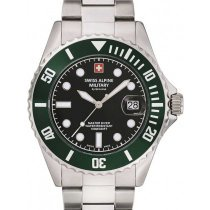 Swiss Alpine Military 7053.1133 diver 42mm 10ATM