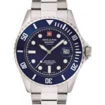 Swiss Alpine Military 7053.1135 diver 42mm 10ATM