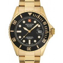 Swiss Apline Military 7053.1117 diver 42mm 10ATM