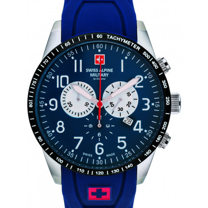 Swiss Alpine Military 7082.9835 chrono 45mm 10ATM