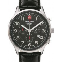 Swiss Alpine Military 7084.9537 Chronograph 43mm 10ATM