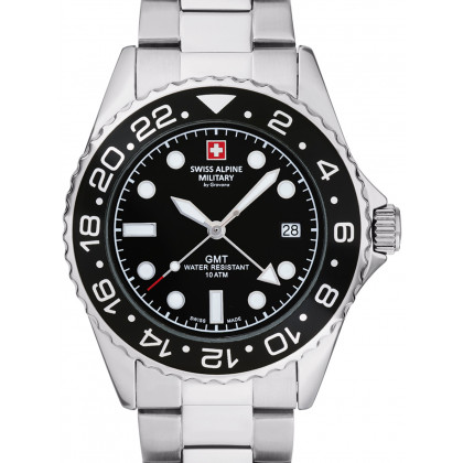 Swiss Alpine Military 7052.1137 diver 42mm 10ATM