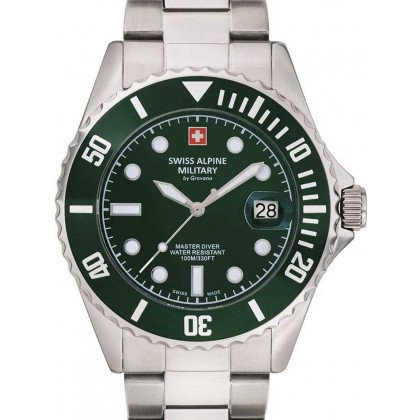 Swiss Apline Military 7053.1134 diver 42mm 10ATM