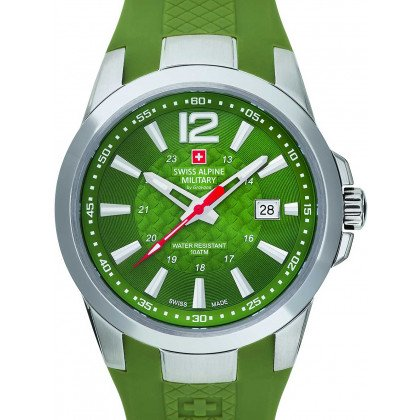 Swiss Alpine Military 7058.1838 sport men`s 43mm 10ATM
