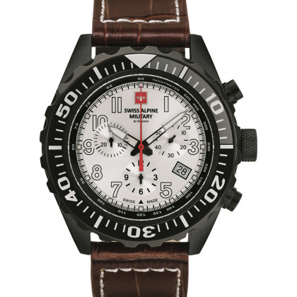 Swiss Alpine Military 7076.9572 chrono 44mm 10ATM