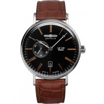 Zeppelin 7104-2 Rome automatic small second 41mm 5ATM