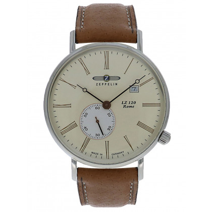 Zeppelin 7134-5 Rome Men's 41mm 5ATM